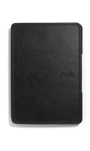 Kindle Leather Cover, Black