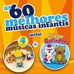 - As 60 Melhores Musicas Infantis 3cd - Amazon.com Music
