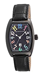 Giordano Analog Black Dial Mens Watch - 1552-04