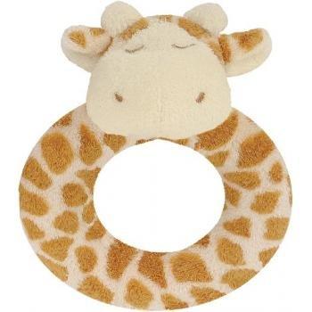 Angel Dear Brown Giraffe Rattle