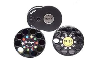 Holga Lens Turret Kit for Nikon D7100 D7000 D5200 D5100 D5000 D3200 D3100 D3000