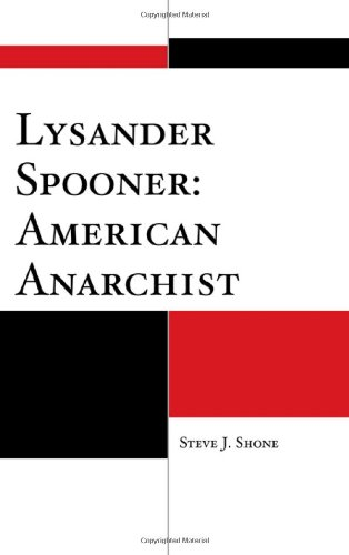 Spooner Natural Law Science Of Justice