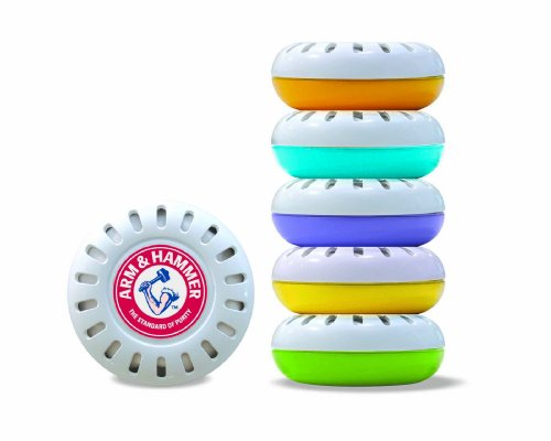 Munchkin Arm and Hammer Nursery Fresheners, 5 Pack
