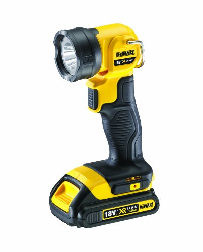 41lthfn66LL - BEST BUY #1 DeWalt 18V XR Lithium-Ion Body Only Cordless Torch