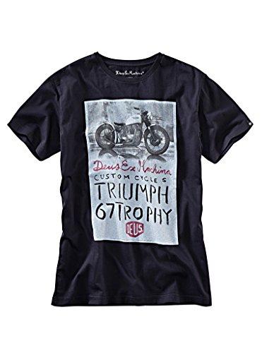 Deus ex machina -  T-shirt - Uomo nero M