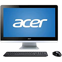 Newest Acer Aspire 19.5 Inch All-in-One Desktop (Intel Celeron N3150 Quad-core up to 2.08 GHz Processor, 4GB RAM, 500GB HDD, Windows 10 Home 64Bit) (Certified Refurbished)