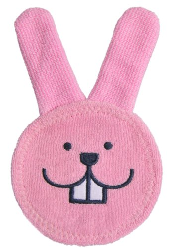 MAM Oral Care Rabbit - Pink - 1