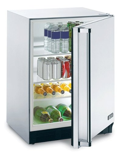 Lynx L24Ref Stainless Steel Compact Refrigerator, 5.5 Cubic Feet front-55760