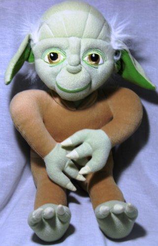 """Star Wars Yoda 18"""" Plush - 1"""