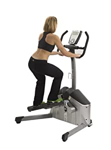 Helix Aerobic Lateral Trainer (Silver) by Helix