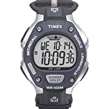 Timex Timex Ironman Triathlon 30 Lap Full Size Silver/Blue/Black