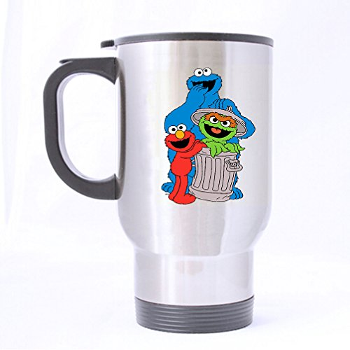 dongmen-cartoon-sesame-street-14-oz-portable-stainless-steel-insulated-thermal-travel-leak-proof-lid