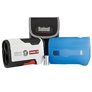 Bushnell BN201460P Tour V3 Patriot Pack Golf Rangefinder