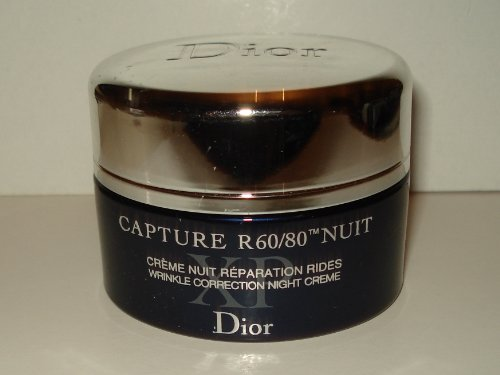 26f2da0a9f Night Skincare CHRISTIAN DIOR / Capture R60/80 XP Nuit Wrinkle ...