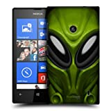 Head Case Mastermind Alienate Design Snap-on Back Case Cover For Nokia Lumia 520