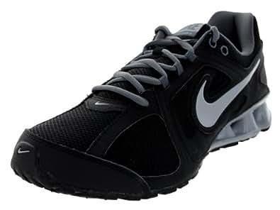 Nike Mne's Reax Run 8 Running Shoes (6 D(M) US, Black/Dark Grey/Wolf Grey)
