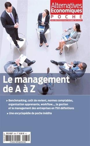 Alternatives économiques, Hors-série poche n°64 bis, Novembre 2013 : Le management de A à Z
