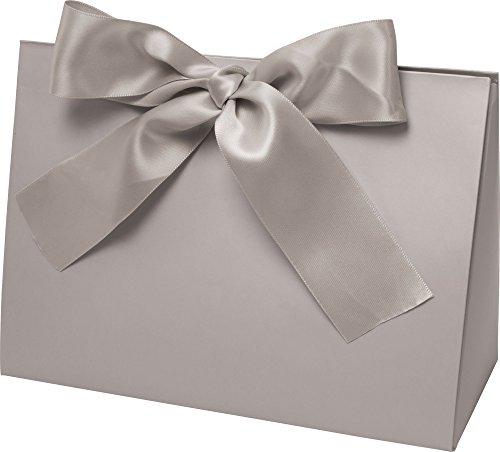 [해외]크롬 매트 합판 지갑 스타일의 선물 카드 소지자 (100 개의 홀더) - BOWS-835-MCR-PURSE/Chrome Matte Laminated Purse Style Gift Card Holders (100 Hol