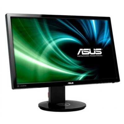 Asus Vg248Qe 24 Widescreen Led Monitor 16:9 1Ms 1920X1080 350 Nit Hdmi/Displayport/Dvi Speaker