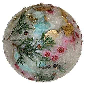 Habersham Candle Wax Pottery Sphere, The Gift
