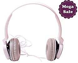 Mega Sale Hangout GRAND PRO Headset HO-72-White