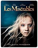 Les Misérables (Limited Edition SteelBook) [Blu-ray + DVD + Digital Copy + UltraViolet]