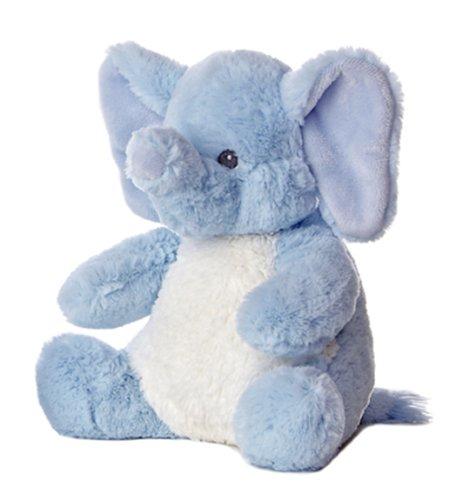 Blue Stuffed Animal front-189355