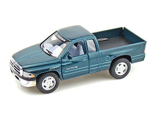 Dodge Ram Pickup 1/44 Green