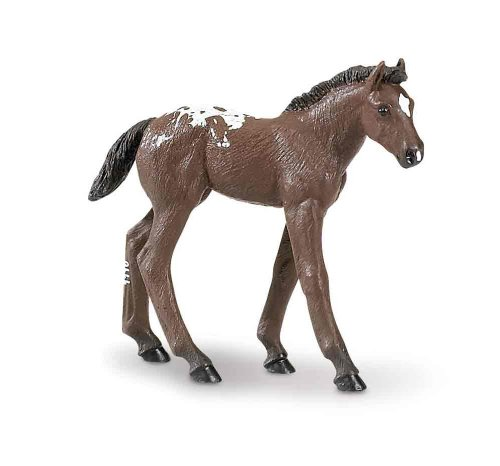 Safari Ltd Winner's Circle Horses: Appaloosa Foal - 1