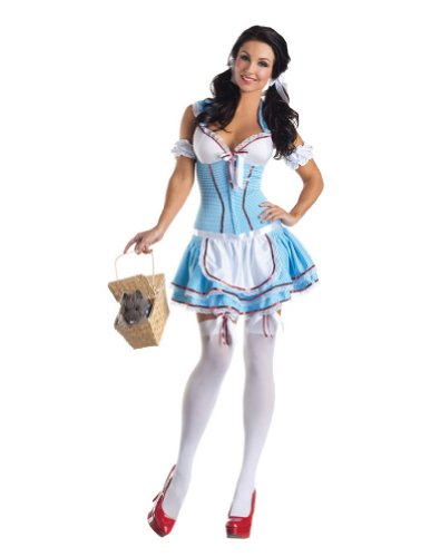 Adult-Costume Kansas Cutie Body Shaper Womens Costume 8-10 Halloween Costume