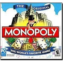 Monopoly PC game!