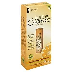 Juice Organics Brightening Moisturizer, 1.7-Ounces by Juice Beauty