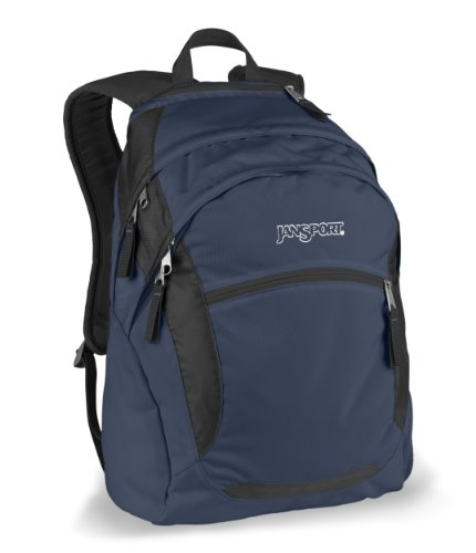 Jansport Wasabi Backpack (Navy) front-867483