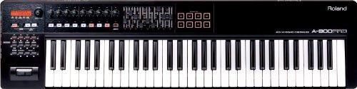 Cakewalkby-Roland-A-800-PRO-Teclado-elctrico-USB-con-controlador-midi