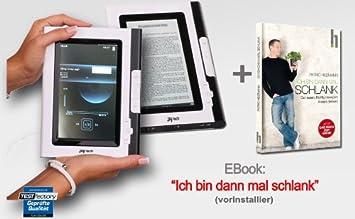 le moins cher 100% authentique gamme exceptionnelle de styles JAY-tech EB12 17,8 cm (7'') eBook-Reader (Rockchip, RK2729 ...