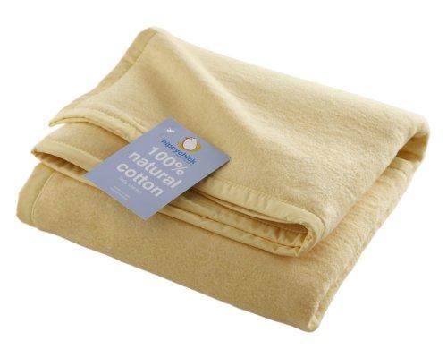 hippychick-couverture-bebe-jaune-75-x-100-cm