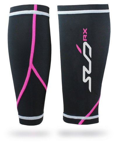 Sub Sports RX Women's Graduated Compression Baselayer Calf Guards