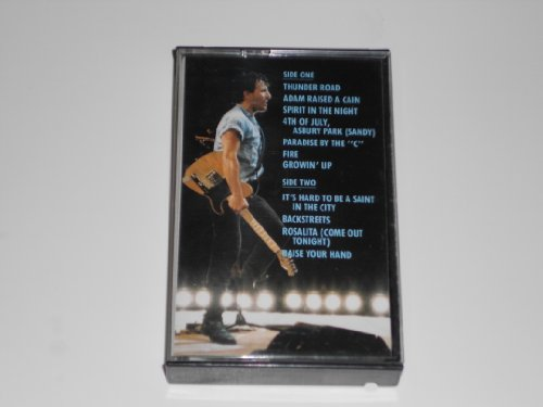 springsteen live 1975 85 CD Covers