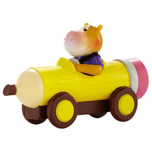 Richard Scarry's Busytown Small Vehicle - Hilda in Pencil Car - 1