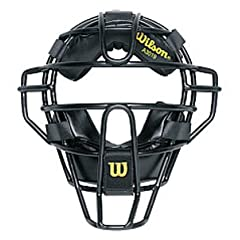 Buy Wilson Dyna-Lite Umpire and Catcher's Face Mask by Wilson