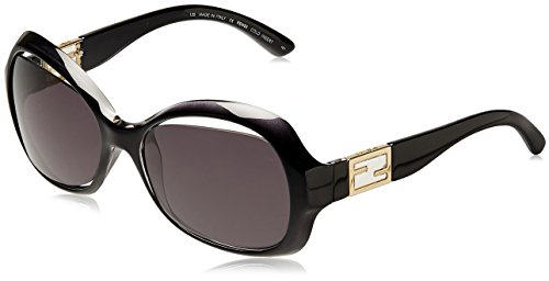 Fendi Fendi Oversized Sunglasses (Black) (FS 5151|001|60) (Multicolor)