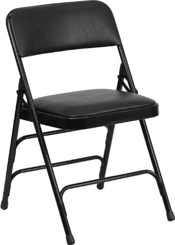 Flash Furniture HA-MC309AV-BK-GG Hercules Series