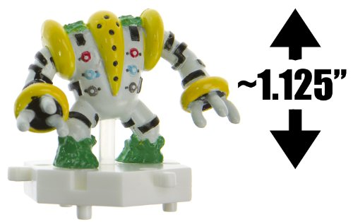 "Regigigas ~1.125"" Figure - Pokemon DP Super Encyclopedia Mini Figure Series #12 (Japanese Imported) - 1"