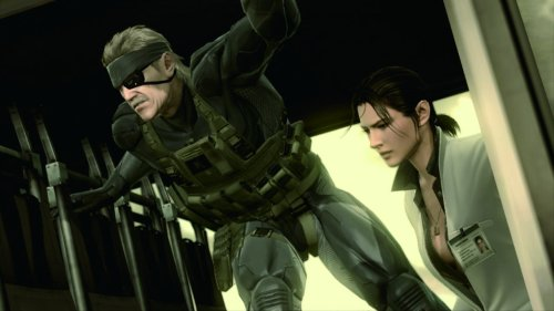Metal Gear Solid 4