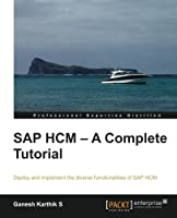 SAP HCM – A Complete Tutorial Front Cover
