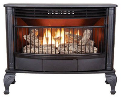 Bainbridge II Dual Fuel Freestanding Vent Free