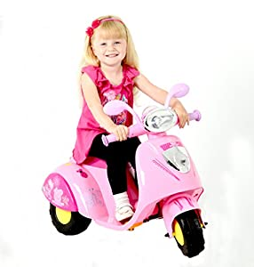 Peppa Motorbike Powered with 6V Battery