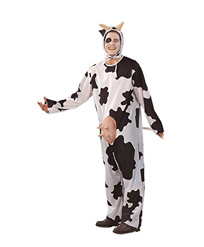 Unisex Cow Costume-One Size