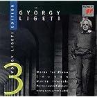 リゲティ・エディション3 ピアノのための作品集