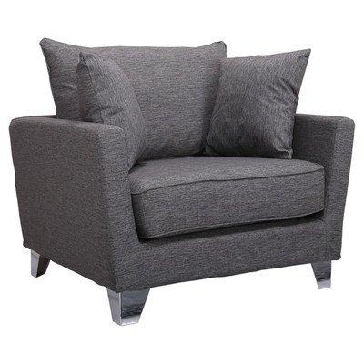 Leader Lifestyle Langdon Armchair Misty, Grey